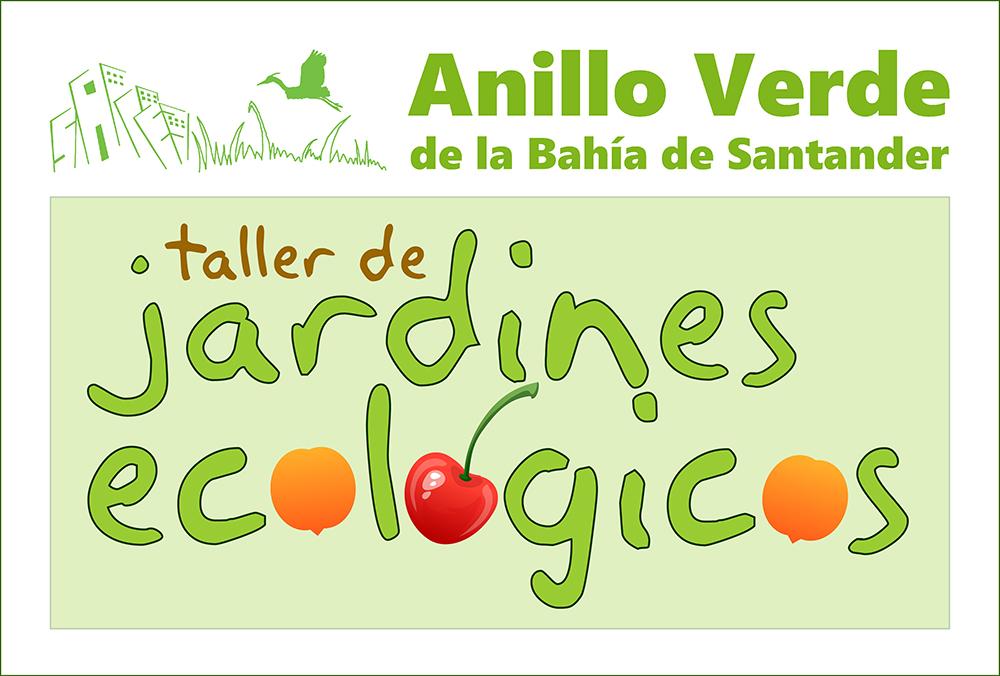 Taller de jardines ecológicos del Anillo Verde de la Bahía de Santander.