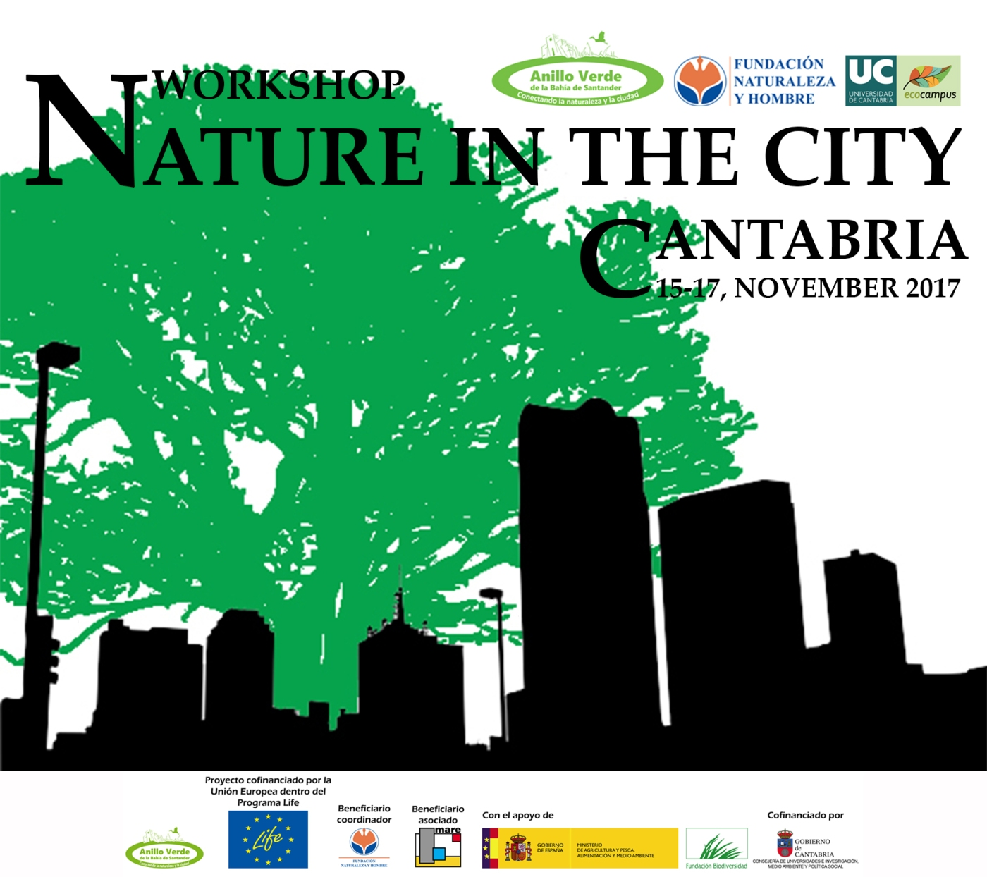 Workshop Nature In The City, 15-17 Nov 2017