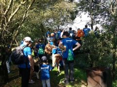 Decathlon y el Anillo Verde de la Bahía de Santander en la jornada de voluntariado de 2017