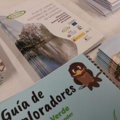 Materiales divulgativos del LIFE Anillo Verde de la Bahía de Santander