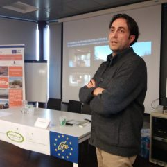 El arquitecto Eduardo Álvarez