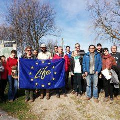 Salida de Campo del Workshop Camino hacia la Sostenibilidad