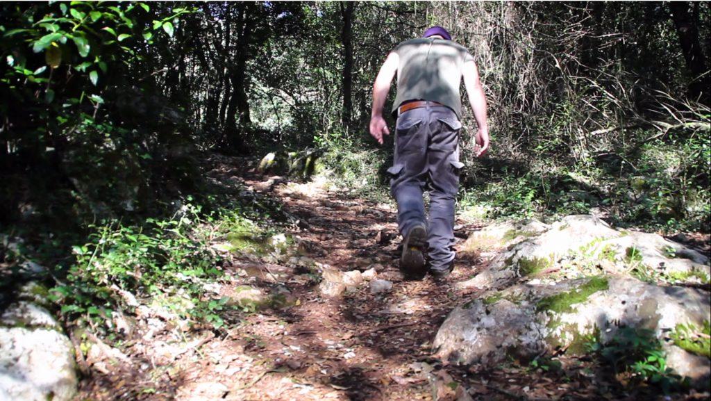 Fotograma del vídeo sobre los espacios del Anillo Verde de la Bahía de Santander